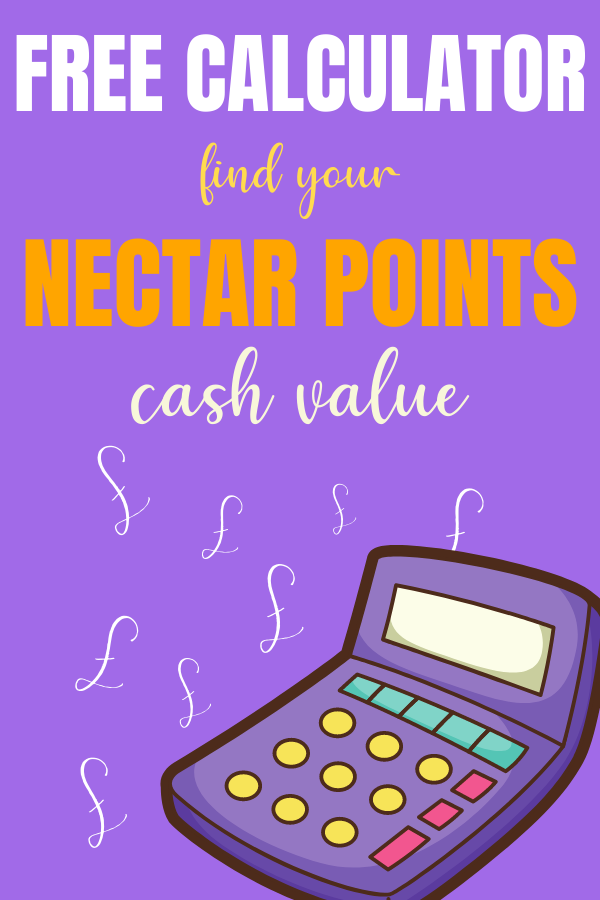 nectar points value